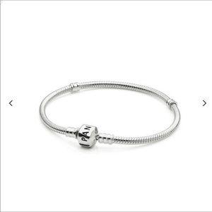 "PANDORA 7.1"" Bracelet Sterling Silver"
